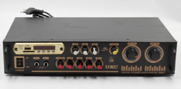 Усилитель звука AMP 106 + Bluetooth