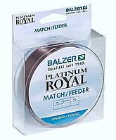 Леска Balzer Platinum Royal  Match/Feeder 0.16мм  200м  2.50кг тонущая
