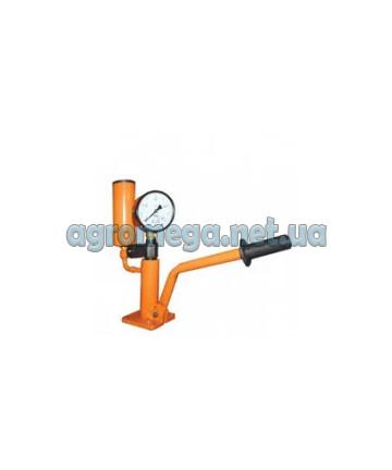 Стенд для проверки и регулировки форсунок (манометр 400), С000400В