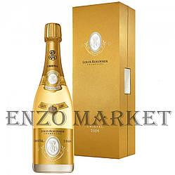 Шампанское Louis Roederer Cristal Brut 2009 (Луи Родерер Кристал 2009 год) 12%, 0,75 литра