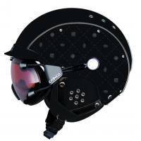 Горнолыжный шлем Casco SP-3 limited crystal schwarz (MD)
