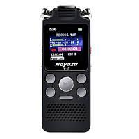 Диктофон для записи разговоров цифровой Noyazu V59 8 ГБ памяти 100088, КОД: 1439084