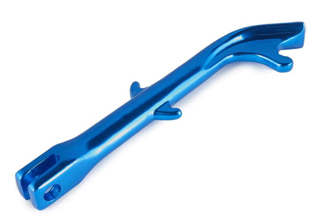 Подножка стояночная боковая (синяя, универсальная) KOMATCU