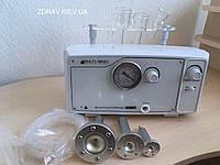 Вакуумный массажер NM-120 и 3 металлические вакуумно шариковые насадки, фото 1