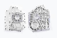 Крышка блока двигателя на Мотоблок 186F (9 Hp Лошадиных Сил) DIGGER