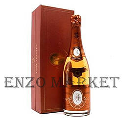 Шампанское Cristal Louis Roederer Rose 2007 (Кристалл Луи Родерер Розе 2007 год) 12%, 0,75 литра