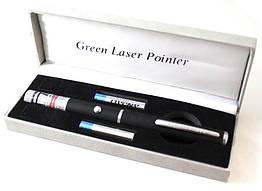 Лазерная указка Green Laser Pointer Черный 153-15122326, КОД: 1558824
