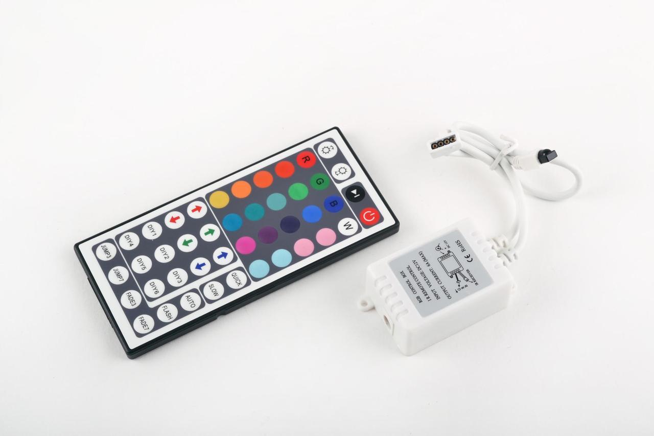 RGB-контролер, рдб контролер (ІЧ ПДК, 44 кнопки)