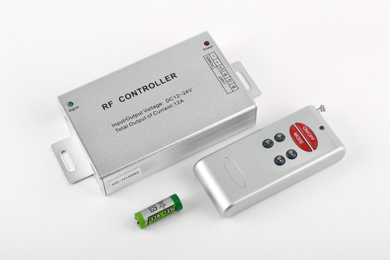 RGB-контроллер, ргб контроллер (радио ПДУ, 6 кнопок)
