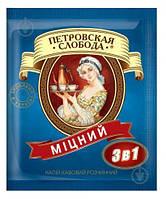 Кофейный напиток Петровская Слобода 3 в 1 Крепкий - 25 шт.