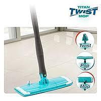 Швабра универсальная Titan Twist Mop