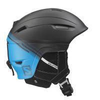 Горнолыжный шлем Salomon Ranger 4D C Air black/blue (MD)