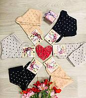 Носки демисезонные хлопок ТМ Fashion Lady размер 23-25(36-40)