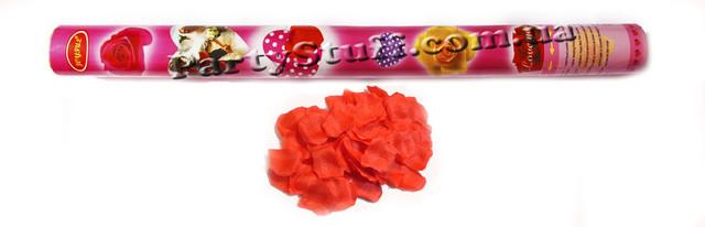 хлопушки лепестки роз