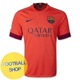 Футбольная форма сезона 2014-2015 Барселона ( Barcelona ), выездная