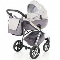Детская коляска 2 в 1 Tako Extreme Flash 01 Светло-серая 13-EF01, КОД: 287193