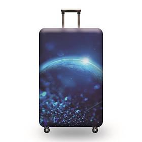 Защитный чехол для чемодана Космос 12 моделей