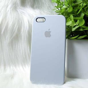 Чехол iPhone 5 5s SE серый