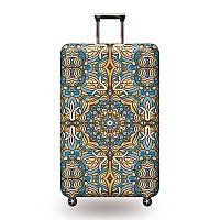 Защитный Чехол для чемодана Абстракция #1