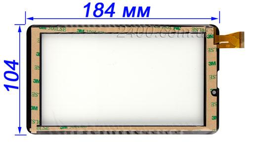 Explay S02 3G белый 30pin