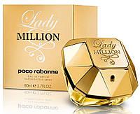 Paco Rabanne Lady Million (свежий цветочный аромат) духи Женская туалетная вода   Реплика