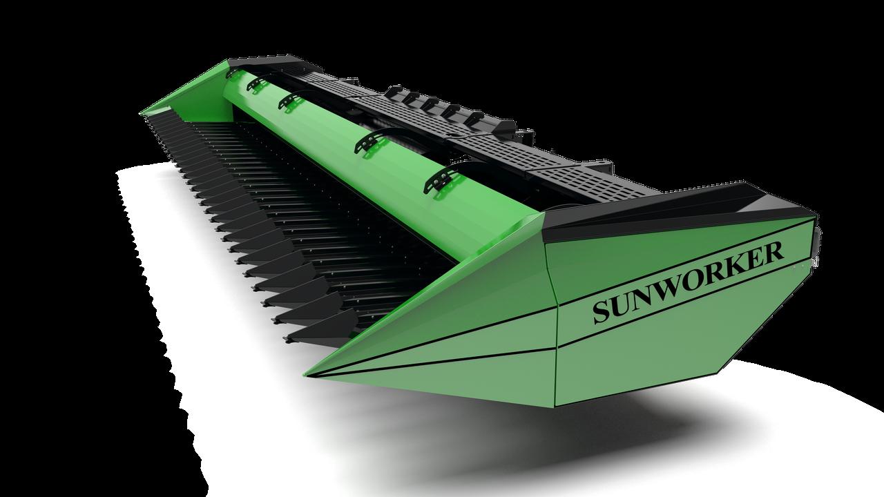 Жатка (жниварка) для збирання соняшника «SUNWORKER»