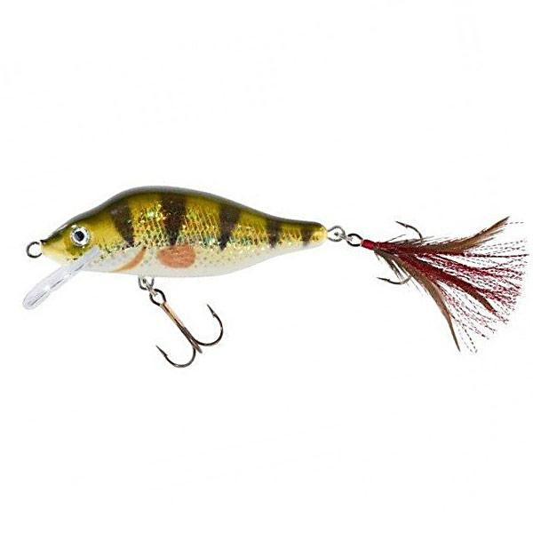 Воблер Balzer MK Adventure Monster Perch Original FL 5см. 7гр.