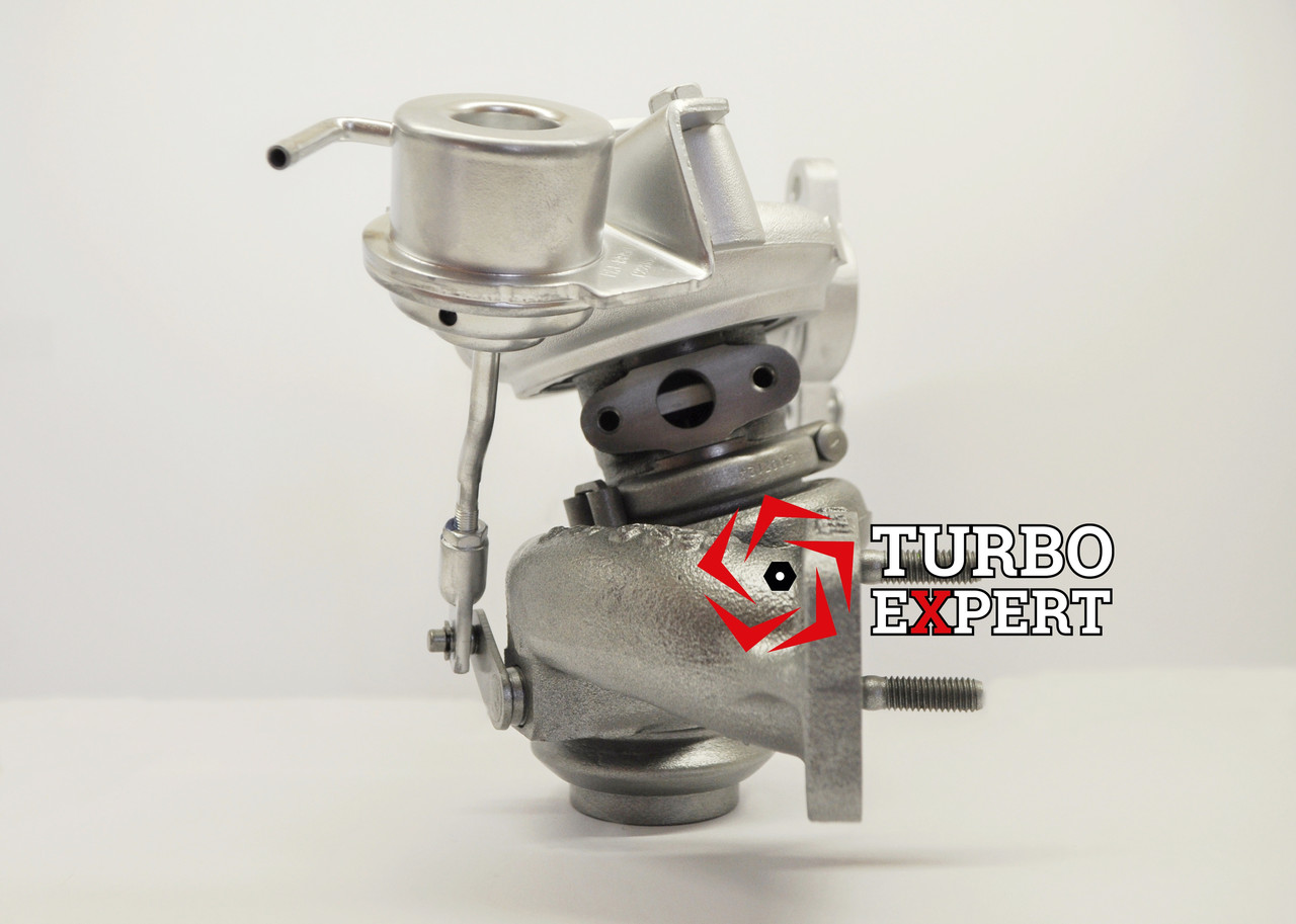 Турбина Ford Focus II 1.6 TDCI 90 HP 49173-07508, HHDA, 9657530580, 9657603780, 0375N5, 1684949, 2005+