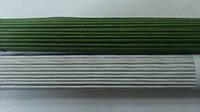 Проволока для цветов зеленая №18 25шт.(код 01464)