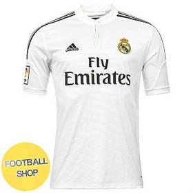 Футбольная форма сезона 2014-2015 Реал Мадрид( Real Madrid ), домашняя