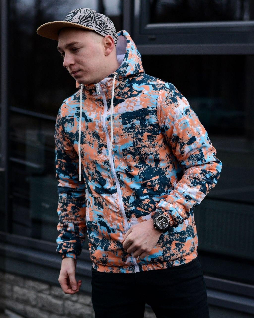 Куртка - Мужская Куртка Ричстон Арт