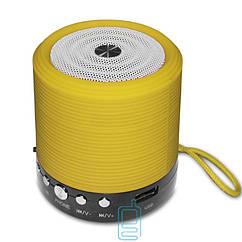Колонка Wster WS-631 Желтая444, КОД: 197464