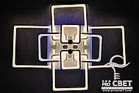 Светодиодная люстра современная в гостиную 1579/8 342W CF