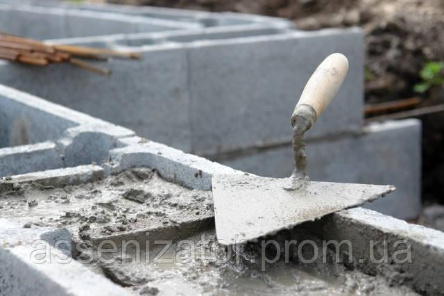 Производство и востребованность бетонных растворов на Украине.