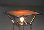 """Кофейный-прикроватный столик «Hourglass» — """"Песочные часы"""" с подсветкой, фото 4"""