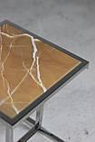 """Кофейный-прикроватный столик «Hourglass» — """"Песочные часы"""" с подсветкой, фото 5"""