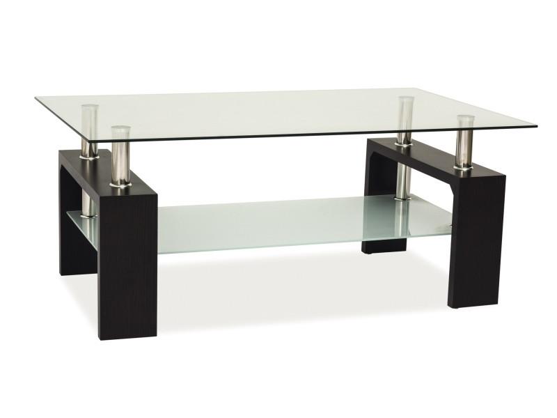Журнальний стіл hume ca-BASIC II венге 100x60x55 (Signal)