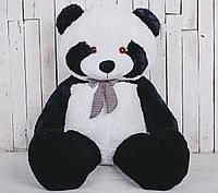 Мягкая игрушка Yarokuz мишка Панда 165 см Черный с белым YK-0021, КОД: 1388175
