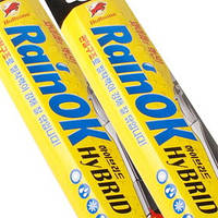Стеклоочиститель Bullsone RainOK Hybrid wiper blade / размер 550 мм