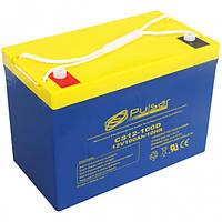 Аккумулятор глубокого разряда PULSAR CS12-100D, КОД: 1244475
