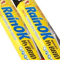 Стеклоочиститель Bullsone RainOK Hybrid wiper blade / размер 650 мм