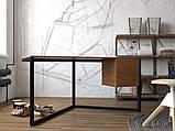 Дизайнерский письменный стол «Корабль» Black, фото 2
