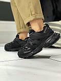 Жіночі кросівки Balenciaga Track Black (Баленсіага), фото 2