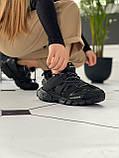Жіночі кросівки Balenciaga Track Black (Баленсіага), фото 7
