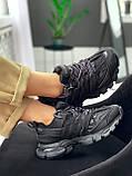 Жіночі кросівки Balenciaga Track Black (Баленсіага), фото 5