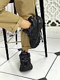 Жіночі кросівки Balenciaga Track Black (Баленсіага), фото 8