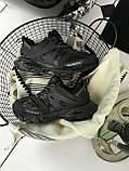 Жіночі кросівки Balenciaga Track Black (Баленсіага), фото 9