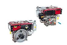 Двигатель (В сборе)  на Мотоблок 180N (8  Hp Лошадиных Сил) XING