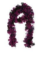 Женский фиолетовый шарф Big Dreams Фиолетовый 6062855, КОД: 1452638
