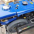 Мотоблок Forte МД-81GT (Синий) (фреза), фото 4